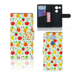 LG Nexus 5X Book Cover Fruits