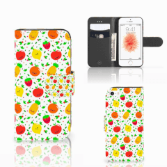 Apple iPhone 5 | 5s | SE Book Cover Fruits