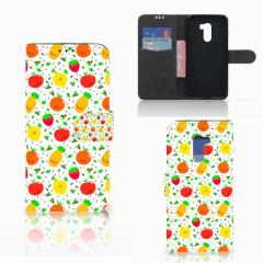 Xiaomi Pocophone F1 Book Cover Fruits