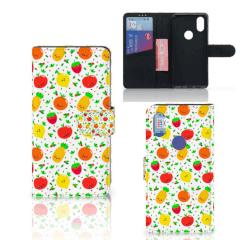 Xiaomi Mi Mix 2s Book Cover Fruits
