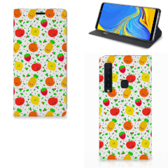 Samsung Galaxy A9 (2018) Flip Style Cover Fruits