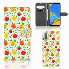 Samsung Galaxy A7 (2018) Book Cover Fruits