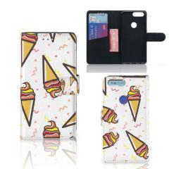OnePlus 5T Book Cover Icecream