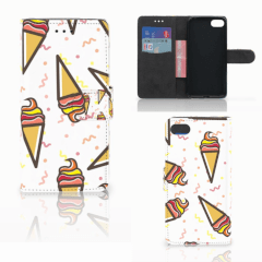 Huawei Y5 2018 Book Cover Icecream