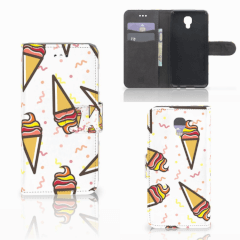 LG X Screen Book Cover Icecream