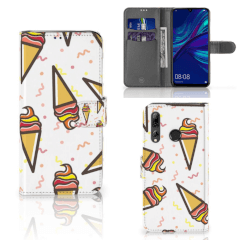 Huawei P Smart 2019 Book Cover Icecream