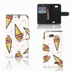 LG L90 Book Cover Icecream