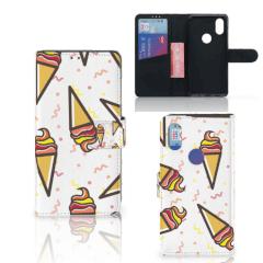 Xiaomi Mi Mix 2s Book Cover Icecream