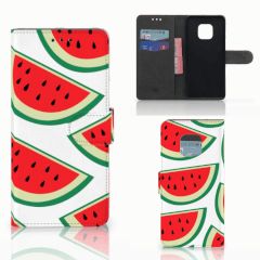 Huawei Mate 20 Pro Book Cover Watermelons