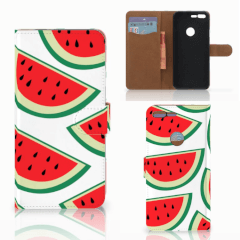 Google Pixel XL Book Cover Watermelons