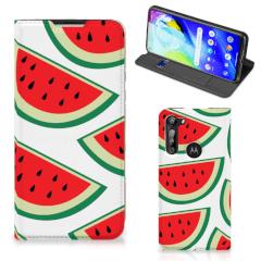 Motorola Moto G8 Power Flip Style Cover Watermelons
