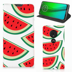 Motorola Moto G7 | G7 Plus Flip Style Cover Watermelons