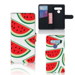 LG G8s Thinq Book Cover Watermelons