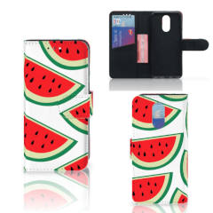 LG Q7 Book Cover Watermelons