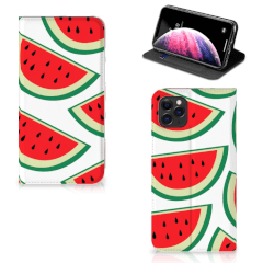 Apple iPhone 11 Pro Max Flip Style Cover Watermelons