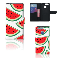 Huawei P9 Book Cover Watermelons