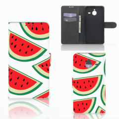Microsoft Lumia 640 XL Book Cover Watermelons