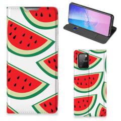 Samsung Galaxy S10 Lite Flip Style Cover Watermelons