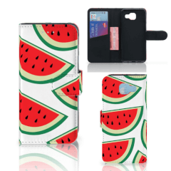 Samsung Galaxy A5 2016 Book Cover Watermelons
