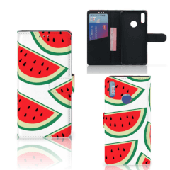 Huawei Y7 Pro | Y7 Prime (2019) Book Cover Watermelons