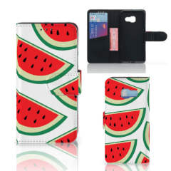 Samsung Galaxy A3 2017 Book Cover Watermelons