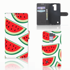 LG K8 Book Cover Watermelons