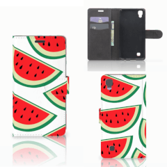 LG X Power Book Cover Watermelons