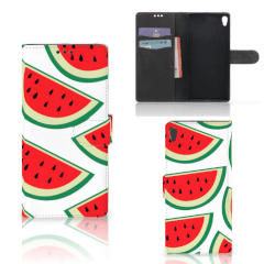 Sony Xperia XA Ultra Book Cover Watermelons