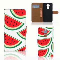 Huawei Nova Plus Book Cover Watermelons