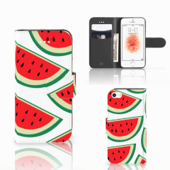 Apple iPhone 5 | 5s | SE Book Cover Watermelons