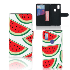 Xiaomi Mi Mix 2s Book Cover Watermelons