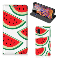 Samsung Xcover Pro Flip Style Cover Watermelons