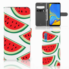Samsung Galaxy A7 (2018) Book Cover Watermelons