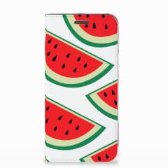 Motorola Moto E5 Play Flip Style Cover Watermelons
