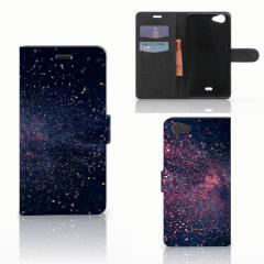 Wiko Pulp Fab 4G Bookcase Stars
