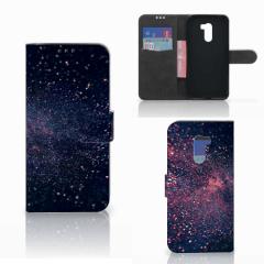 Xiaomi Pocophone F1 Bookcase Stars