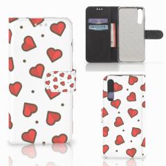 Huawei P20 Pro Telefoon Hoesje Hearts