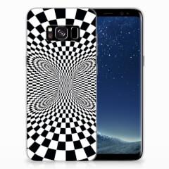 Samsung Galaxy S8 TPU Hoesje Illusie