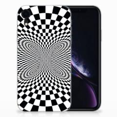 Apple iPhone Xr TPU Hoesje Illusie