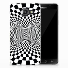 Samsung Galaxy A3 2016 TPU Hoesje Illusie