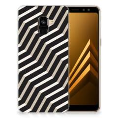 Samsung Galaxy A8 Plus (2018) TPU Hoesje Illusion