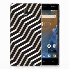 Nokia 3 TPU Hoesje Illusion