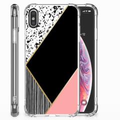 TPU Case anti-shock Apple iPhone X | Xs met eigen foto