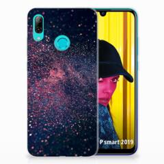 Huawei P Smart 2019 TPU Hoesje Stars