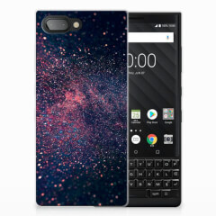 BlackBerry Key2 TPU Hoesje Stars