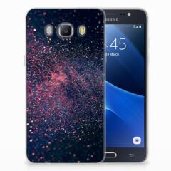 Samsung Galaxy J5 2016 TPU Hoesje Stars