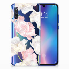 Xiaomi Mi 9 TPU Case Lovely Flowers