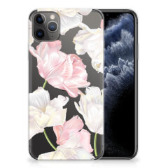 Apple iPhone 11 Pro Max TPU Case Lovely Flowers