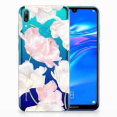TPU Hoesje Huawei Y7 2019 met eigen foto