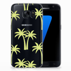 Samsung Galaxy S7 TPU Case Palmtrees